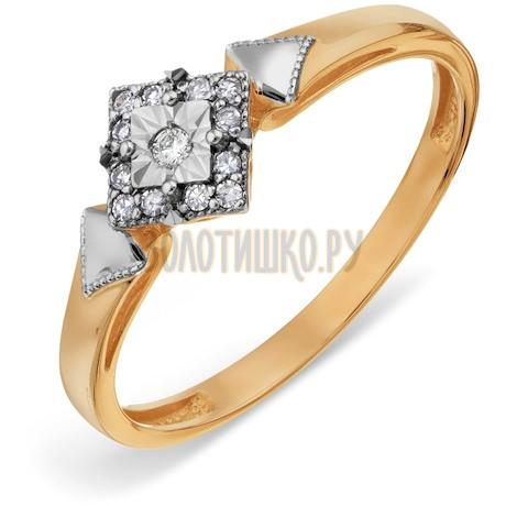 Кольцо с бриллиантами Т14661А197