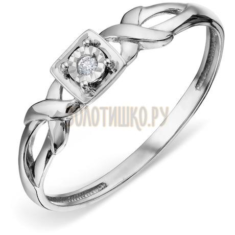 Кольцо с бриллиантом Т30561А026