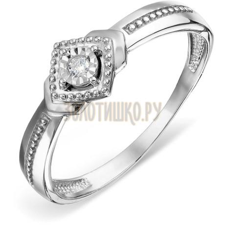 Кольцо с бриллиантом Т30561А027