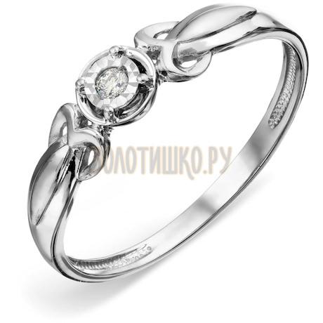 Кольцо с бриллиантом Т30561А029