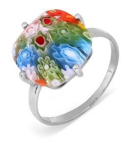 Кольцо с ювелирным стеклом Т302017361