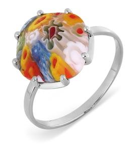 Кольцо с ювелирным стеклом Т302017386