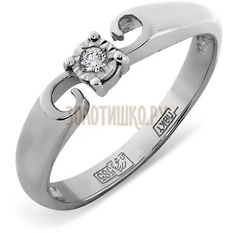 Кольцо с бриллиантом Т305611710