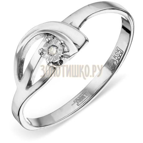 Кольцо с бриллиантом Т305611825