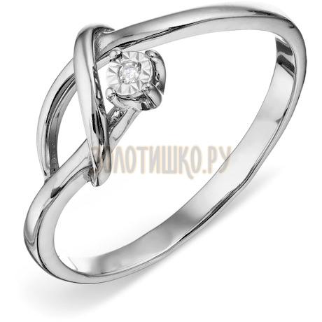 Кольцо с бриллиантом Т305611826