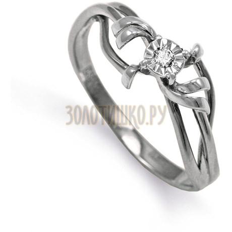 Кольцо с бриллиантом Т305611958