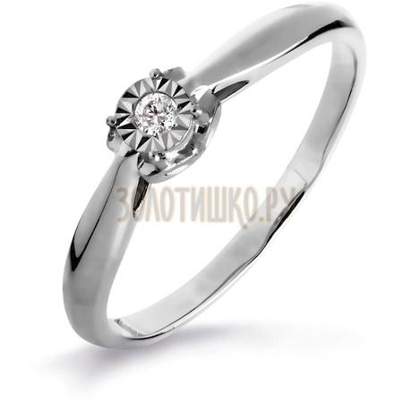 Кольцо с бриллиантом Т305616128