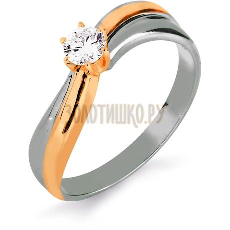 Кольцо с бриллиантом Т311016672