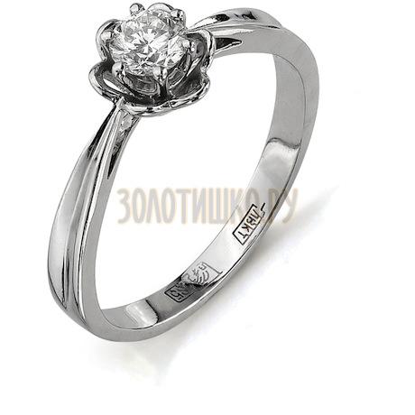 Кольцо с бриллиантом Т331011717