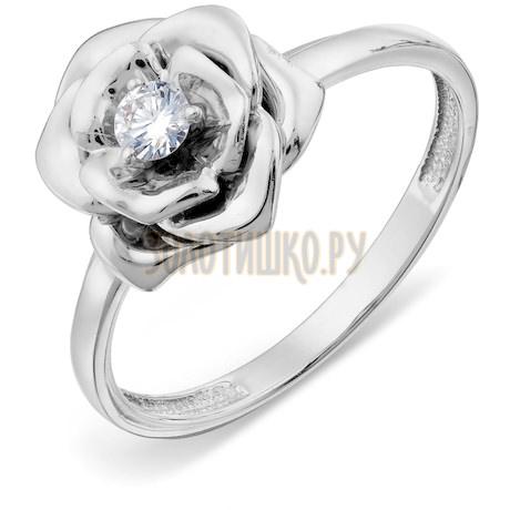 Кольцо с бриллиантом Т331018006