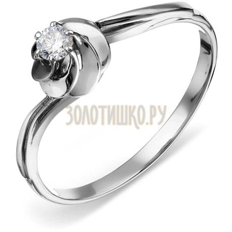 Кольцо с бриллиантом Т331018313