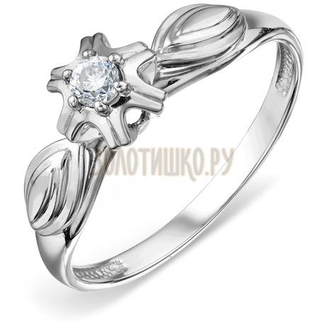 Кольцо с бриллиантом Т331018315