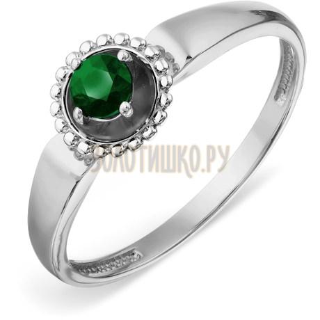 Кольцо с изумрудом Т331018799_3