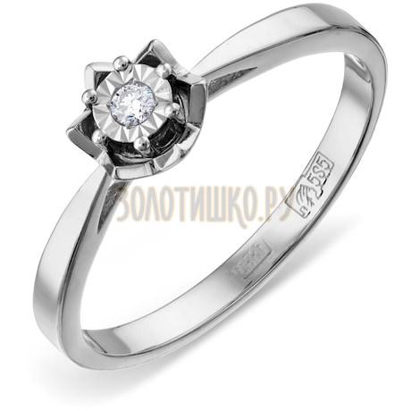 Кольцо с бриллиантом Т335611725