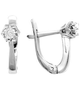Серьги с бриллиантами Т335621819