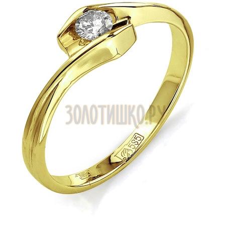 Кольцо с бриллиантом Т901011671