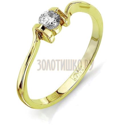 Кольцо с бриллиантом Т901011685