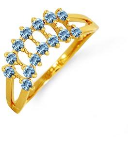 Кольцо с топазами Т901012711_5