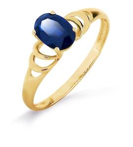 Кольцо с сапфиром Т901017014_3