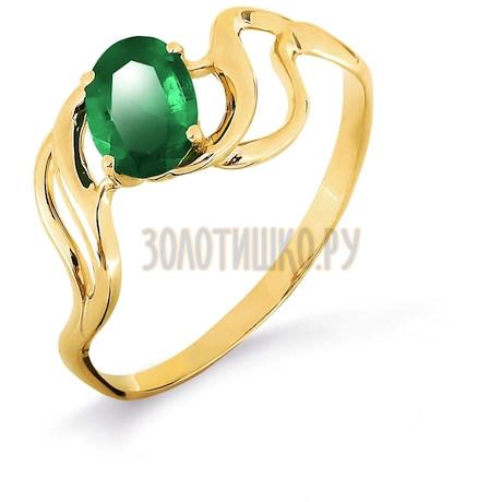 Кольцо с изумрудом Т901017017_3