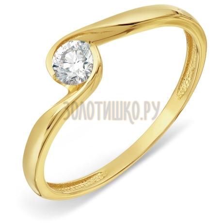 Кольцо с бриллиантом Т901017792