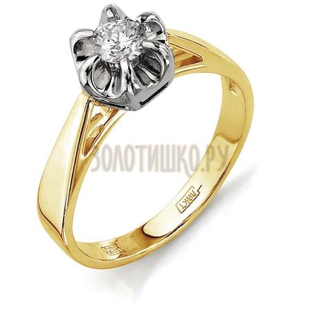 Кольцо с бриллиантом Т931011716
