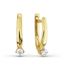 Серьги с бриллиантами Т941026729