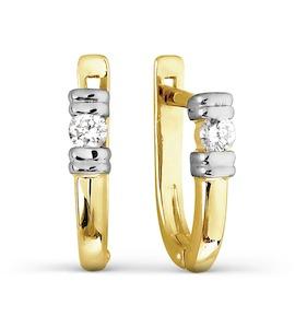 Серьги с бриллиантами Т941026731