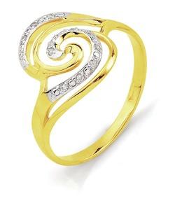 Кольцо с фианитами Т942013059