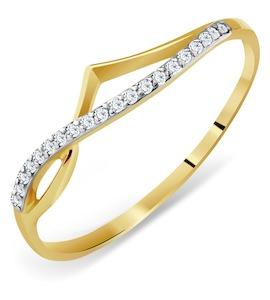 Кольцо с бриллиантами Т946017313