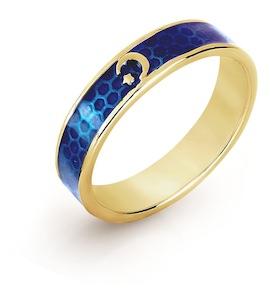Кольцо с эмалью Т950016659