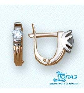 Серьги с бриллиантами Т13102505