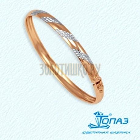Браслет из красного золота Т14060496