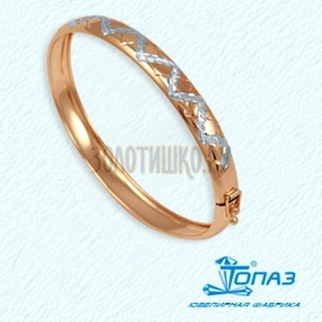 Браслет из красного золота Т14060506