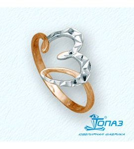 Кольцо из красного золота Т14061779
