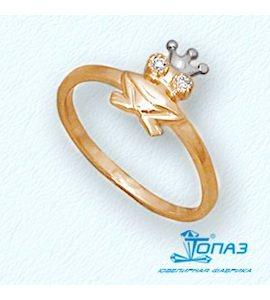 Кольцо с бриллиантами Т14101685