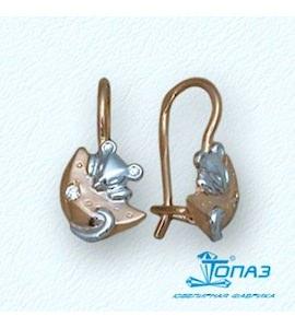 Серьги с бриллиантами Т14102648