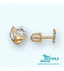 Серьги с бриллиантами Т14102649