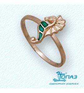 Кольцо с эмалью Т15001936