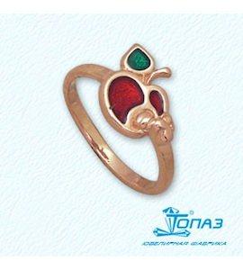 Кольцо с эмалью Т15001941
