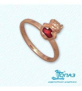 Кольцо с эмалью Т15001942