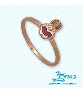 Кольцо с эмалью Т15001954