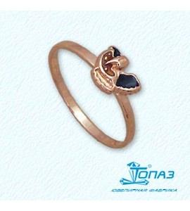 Кольцо с эмалью Т15001956