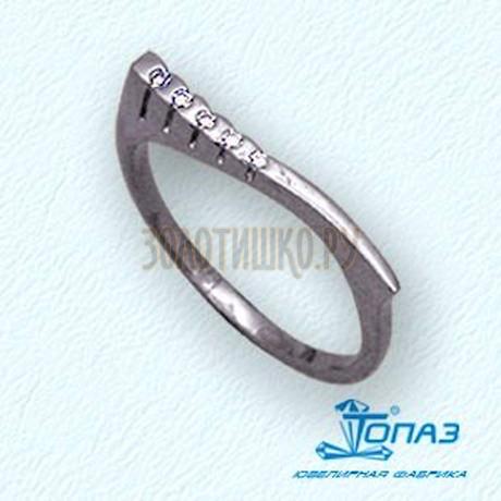 Кольцо с бриллиантами Т30101232