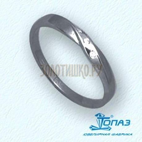 Кольцо с бриллиантами Т30101239