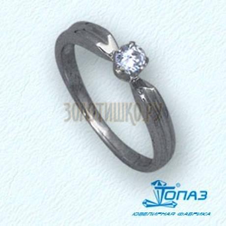 Кольцо с бриллиантом Т30101416