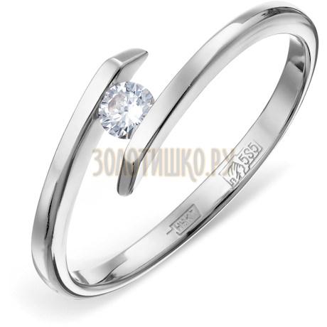 Кольцо с бриллиантом Т30101492