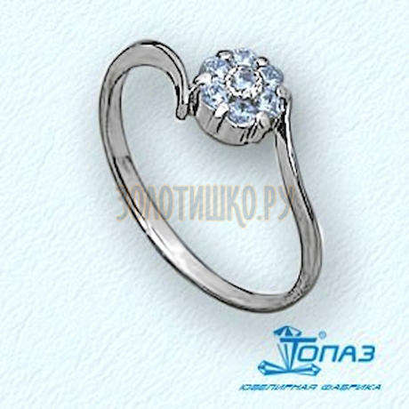 Кольцо с бриллиантами Т30101520