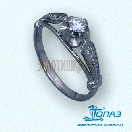 Кольцо с бриллиантами Т30101550