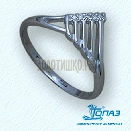 Кольцо с бриллиантами Т30101641